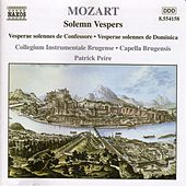 Play & Download Solemn Vespers by Wolfgang Amadeus Mozart | Napster