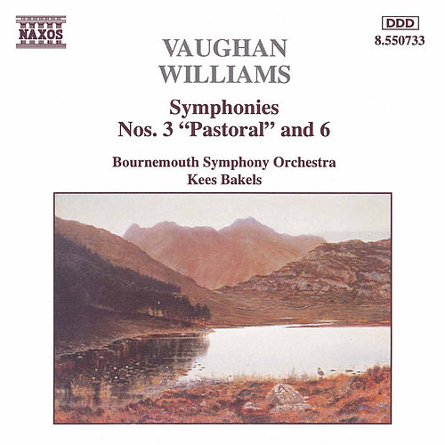 Play & Download Symphonies Nos. 3 'Pastoral' and 6 by Ralph Vaughan Williams | Napster