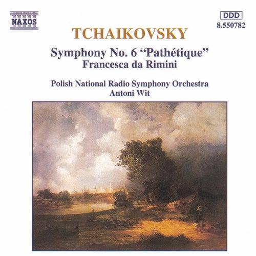 Play & Download Symphony No. 6 'Pathetique' by Pyotr Ilyich Tchaikovsky | Napster
