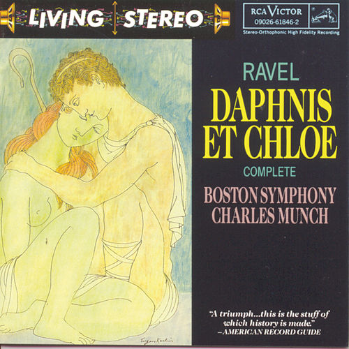 Play & Download Ravel:Daphnes et Chloé by Charles Munch | Napster
