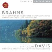 Brahms: Symphonies; Overtures; Haydn Variations; Piano Concertos; Violin Concerto by Various Artists