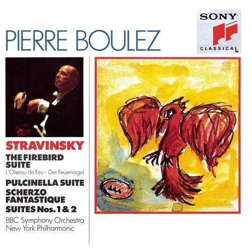 Play & Download Stravinsky: The Firebird Suite; Pulcinella Suite; Scherzo Fantastique; Suites Nos. 1 & 2 by Various Artists | Napster