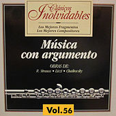 Clásicos Inolvidables Vol. 56, Música con Argumento by Various Artists