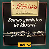 Clásicos Inolvidables Vol. 57, Temas Geniales de Mozart by Various Artists