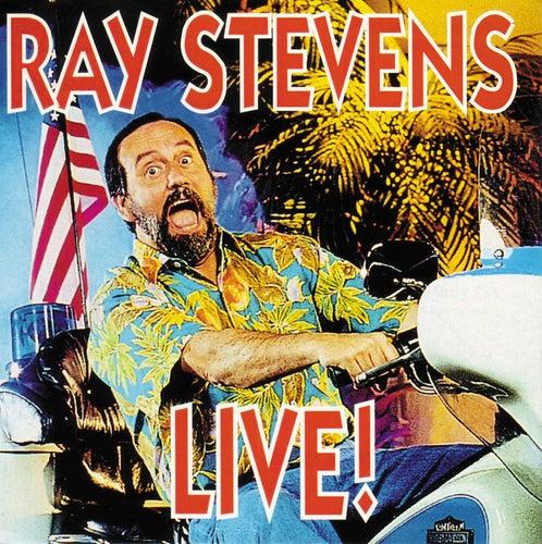 Live! by Ray Stevens