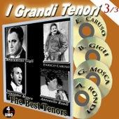 I grandi tenori, Vol. 3 by Various Artists