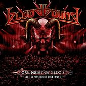 One Night of Blood, Live at Masters of Rock MMXV (Audio Version) by Bloodbound