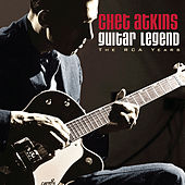 Play & Download Guitar Legend: The RCA Years by Chet Atkins | Napster