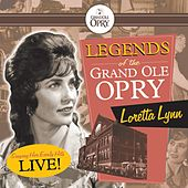 Play & Download Legends of the Grand Ole Opry:  Loretta Lynn by Loretta Lynn | Napster