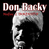 Play & Download Canzone / Sabbia / L'immensita' by Don Backy | Napster