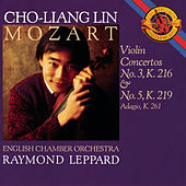 Play & Download Mozart: Violin Concertos, K.216 & 219; Adagio in E Major, K. 261 by Raymond Leppard | Napster