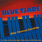 Blue Tjade by Mike Freeman Zonavibe