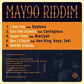 MAY90 Riddim EP by Tommy Tee