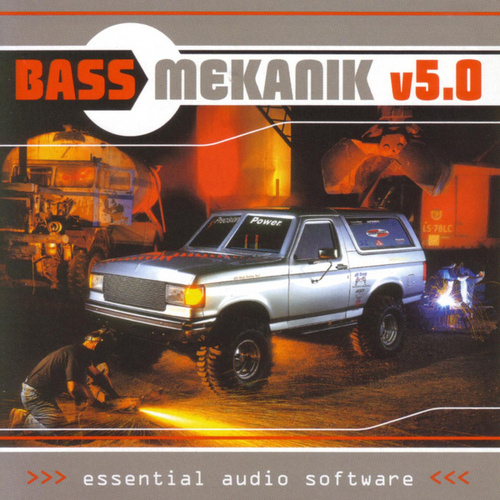 Bass Mekanik v5.0 by Bass Mekanik