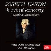 Haydn:  Piano Concertos by Valentina Kameníková