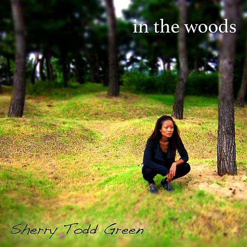 In the Woods by Sherry Todd Green