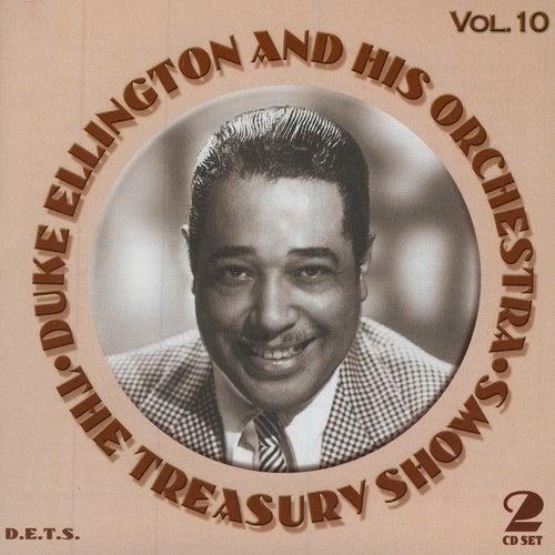 Treasury Shows Vol. 10 by Duke Ellington