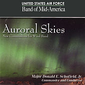 Play & Download Auroral Skies by United States Air Force Band Of Mid-america | Napster