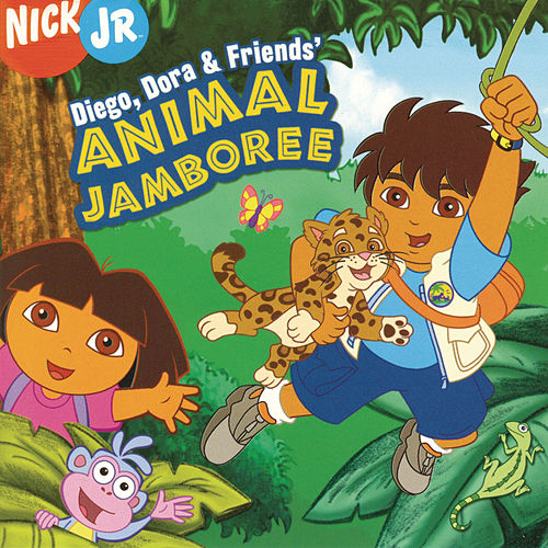 Play & Download Diego, Dora & Friends' Animal Jamboree by Dora the Explorer | Napster