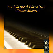Classical Piano's Greatest Moments by Various Artists