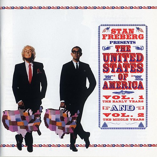 Stan Freberg Presents The USA by Stan Freberg