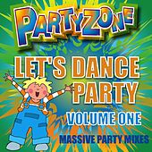 Play & Download Let's Dance Party - Volume 1 by Kidzone | Napster