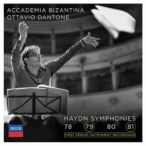 Haydn: Symphony No. 79 in F Major, Hob.1:79:  3. Menuetto (Allegretto) von Ottavio Dantone