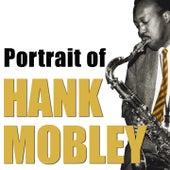 Portrait of Hank Mobley von Hank Mobley