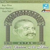 Play & Download Classical Vocal, Vol. 2 by Ustad Bade Ghulam Ali Khan | Napster