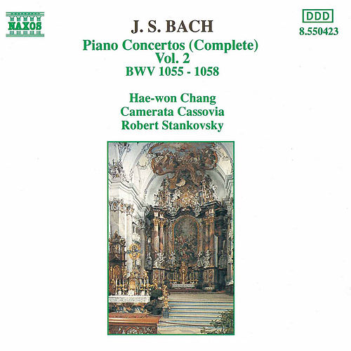 Play & Download Complete Piano Concertos Vol. 2 by Johann Sebastian Bach | Napster