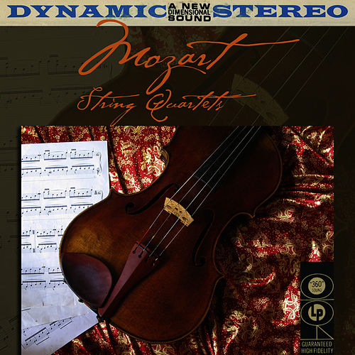 Mozart: String Quartets by Wolfgang Amadeus Mozart