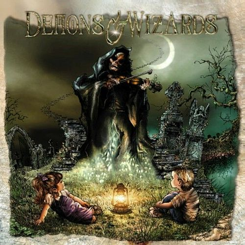Play & Download Demons & Wizards by Demons & Wizards | Napster
