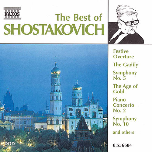 The Best of Shostakovich by Dmitri Shostakovich