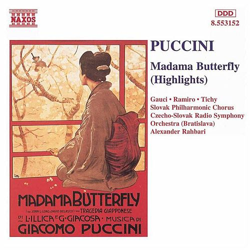 Madame Butterfly by Giacomo Puccini