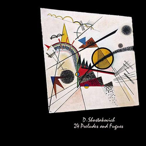 Shostakovich: 24 Preludes & Fugues for Piano, Op. 87 by Tatiana Nikolayeva