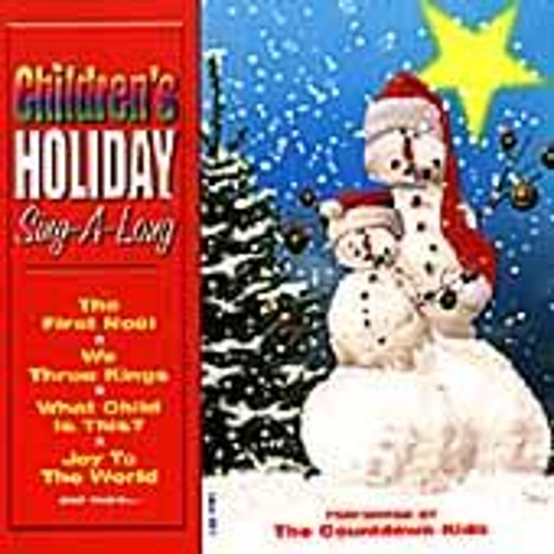 Play & Download Children's Holiday Sing-A-Long by The Countdown Kids | Napster
