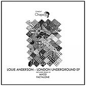 Play & Download London Underground EP by Louie Anderson | Napster