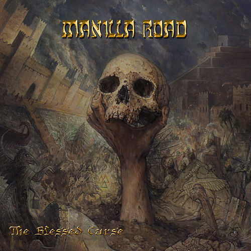 Play & Download The Blessed Curse / After The Muse by Manilla Road | Napster