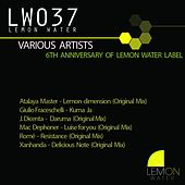 6th Anniversary of Lemon Water Label by Various Artists