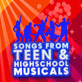 Songs from Teen & Highschool Musicals by The Studio Sound Ensemble