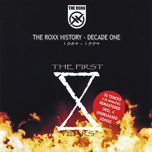Play & Download History - Decade One 1984-1994 (2 Cd Tinbox-Ed.) by The Roxx | Napster