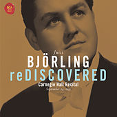 Bjoerling reDiscovered by Various Artists