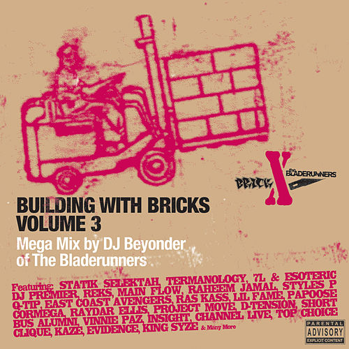Play & Download Building with Bricks Vol. 3 by Various Artists | Napster