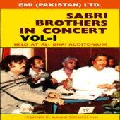 Sabri Brothers In Concert - Vol-1 by Sabri Brothers