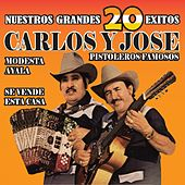 Play & Download Nuestros Grandes 20 Exitos by Carlos y José | Napster