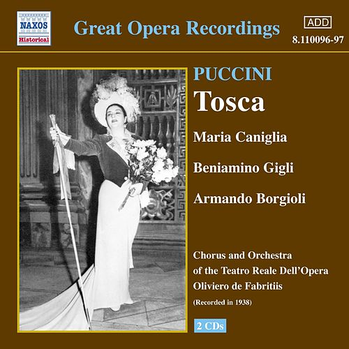 Play & Download Tosca by Giacomo Puccini | Napster