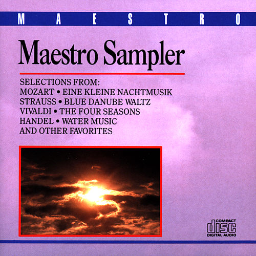 Play & Download Maestro Sampler by Various Artists | Napster