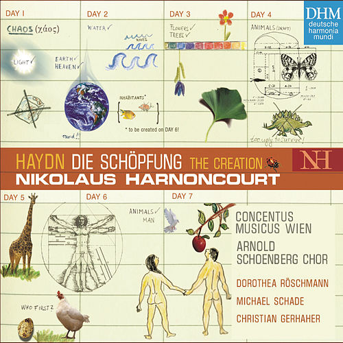 Play & Download Haydn: Die Schöpfung by Nikolaus Harnoncourt | Napster