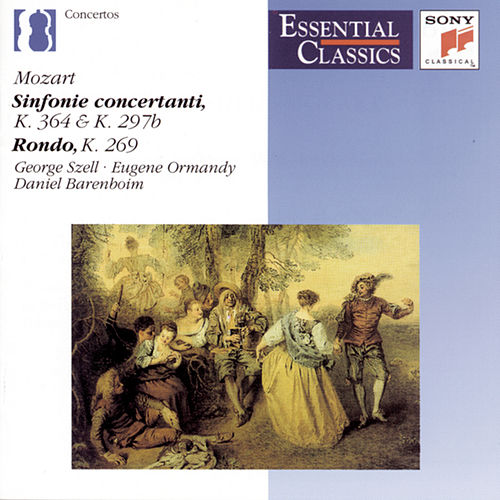 ESSENTIAL CLASSICS IX: Sinfonia Concertantes, KV. 364 & KV. 297 by Various Artists