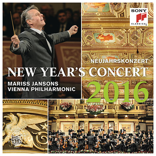 Play & Download New Year's Concert 2016 / Neujahrskonzert 2016 by Wiener Philharmoniker | Napster